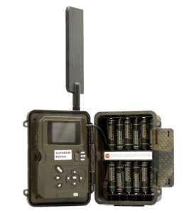 SEISSIGER Special-Cam LTE SUPERSIM-Edition12 MP SparSet Wildkamera komplett TOP