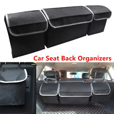 High Capacity Multi-use Car Truck Seat Back Cargo Trunk Organizer Bag Universal