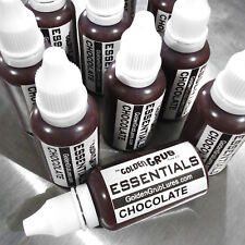 New 1 Oz. Chocolate Brown Essentials Color Fishing Bait Lure Making plastisol
