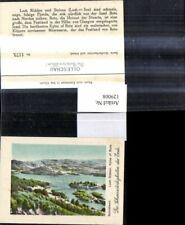 129008,Reklame Olleschau Großbritannien u. Irland 1173 Loch Ridden Kyles of Bute