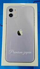 APPLE MWLX2J/A iPhone 11 Purple 64GB SIM FREE Japan Domestic Version New