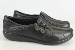 Clarks  Gr.37,5  24,5cm  Damen  Ballerinas  Slipper    Nr. 244 G