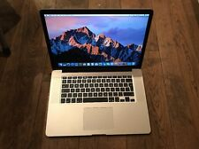 "Apple MacBook Pro Retina 15"" 2.6GHz i7 8 GB Ram 512 GB SSD"