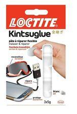 Pâte à réparer Flexible kintsuglue blanc LOCTITE 3*5 15 g