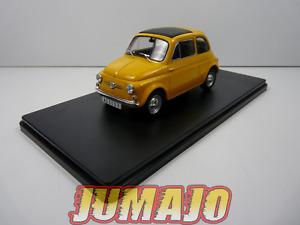 VQ55 Voiture 1/24 SALVAT Models : FIAT Nuova 500 1960