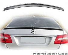 Mercedes E W212 ALERON Type A ABS Heckspoiler in AMG Stil für sportlichen Look