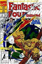 FANTASTIC FOUR UNLIMITED  # 1  - COMIC - 1994 - 9.4