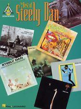BEST OF STEELY DAN GUITAR TAB SHEET MUSIC SONG BOOK