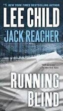 RUNNING BLIND ~ LEE CHILD ~ LARGE PAPERBACK ~ A JACK REACHER SERIES NOVEL