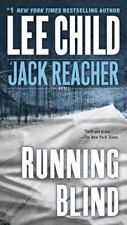 Running Blind-Lee Child-Jack Reacher novel #4-Large paperback-Combined shipping
