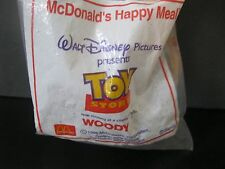 "Toy Story  ""Woody Toy""   NIP  McDonald's 1996"