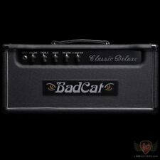 Bad Cat Classic Deluxe Head w/Reverb - Black Ostrich (326)