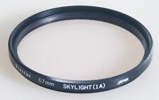 67MM SKYLIGHT 1A FILTER