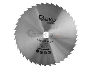 Circular saw blade for wood 300x32x40T    Z4