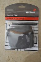 TomTom Carry Case and Strap! TomTom ONE New Edition with Box
