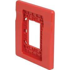 EST - Genesis Series Trim Plate Red # G1RT Fire Honeywell Edwards Factory Sealed