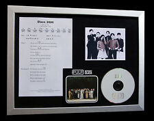 PULP Disco 2000 LTD GALLERY QUALITY CD FRAMED DISPLAY+EXPRESS GLOBAL SHIP