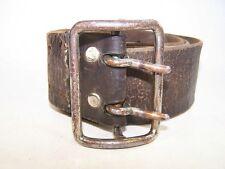 WW2 or Pre-war leather belt. RKKA.