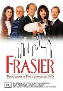 Frasier : Season 1 DVD