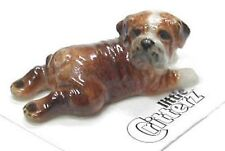 Little Critterz Miniature -British Bulldog - LC811 (Buy 5 get 6th free!)