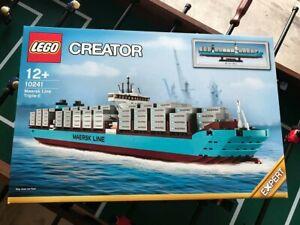 LEGO Creator ExpertMaersk Line Triple-E Model10241 Limited Edition SEALED NIB