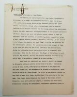 BRUTE FORCE / Jack Laird, 1970's TV Series PREMISE 2 pages, 1-Hour Format