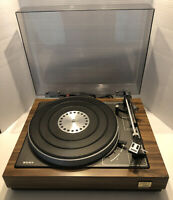 Vintage Sony 5011 Stereo Turntable System in Excellent Condition (no Needle)