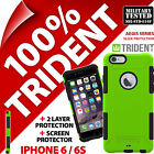 Neuf Trident Aegis Coque Protectrice+protection d'écran pour Apple Iphone 6 / 6S