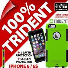 Neu Trident Aegis Schützend Schutzhülle + Displayschutzfolie für Apple IPHONE 6