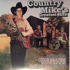 "COUNTRY MIKE'S "" GREATEST HITS "" NEW LP *** COLOURED VINYL *** BEASTIE BOYS"