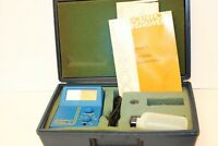 Corning ph meter Model 3 with case and manual Scientific Instrument