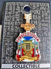 Hard rock cafe yankee stadium New York HRC precioso City té pin!!!