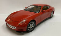 1/18 2004 Hotwheels Ferrari 612 Scaglietti Red, Mint & Boxed!