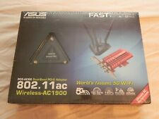 ASUS Wireless AC1900 PCE-AC68 Dual-Band PCI-E Adapter