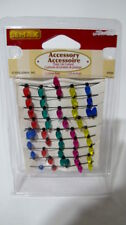 """Lemax """"Plastic Light Garland"""" Great for Train Layouts or Christmas!"""
