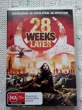 28 WEEKS LATER – DVD, REGION-4, LIKE NEW, FREE POST IN AUSTRALIA