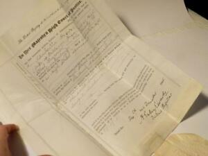 1895 ISABELLA DIXON Death Died NEWCASTLE Gosforth Document #O3