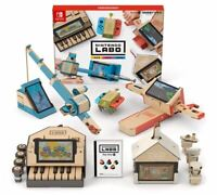 Labo Toy-Con 01: Variety Kit for Nintendo Switch Japanese Version