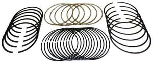 Chevy 327/350+Ford 289/302 Perfect Circle/MAHLE MOLY Piston Rings Set DEEP +30