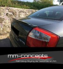 Cup Heckspoiler für Audi A4 B6 S-Line Spoiler Heck Ansatz Verlängerung ABS