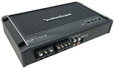 Rockford Fosgate R150X2 2-Ohms Prime 150W 2-Channel Amplifier with 4 Gauge Power