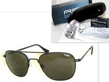 RANDOLPH ENGINEERING AVIATOR BLACK  SKL Gray MINERAL LENSES 58 mm SUNGLASSES