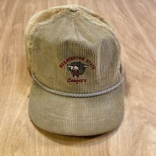 Vintage Washington State Cougars Coruroy Hat