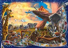 NEW! Ravensburger The Lion King 1000 piece disney collectors jigsaw puzzle 19747