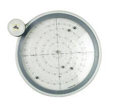 "EK Success Circle Scissor Pro Draws and Cuts 1""-6"" Circles Tool Cutter NEW"