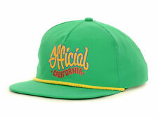 OFFICIAL Hat NAUTI-CAL STRAPBACK Teal Green OSFA ($30) NEW Cap Adjustable RARE