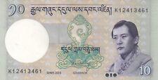 BHOUTAN/P29b // Billet(s) de 10 NGULTRUM-2013