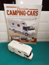 Passion camping cars 1/43 Hachette Le challenger 172 2005 Ford