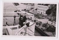NORVÈGE old PHOTOGRAPHY ARENDAL   year 1933
