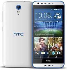 HTC Desire 620 8GB White/Blue Unlocked SIM FREE Smart Phone - UK Seller